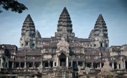 جاذبه های توریستی آنگکور وات، کامبوج