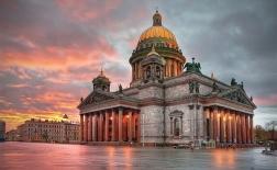 مکان های دیدنی شهر سنت پترزبورگ