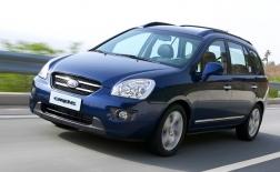 کیا مدل کارنز سال 2009/Kia Carens 1.6 CVVT X-tra 2009