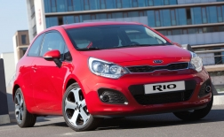 کیا مدل ریو سال 2011/Kia Rio 1.1 CRDi 2011