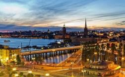 مکان های دیدنی شهر استکهلم