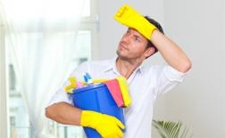 چه کاری کنید که شوهرتان در کارهای خانه به شما کمک کند