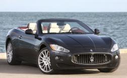 مازراتی گرن کابریو سال 2011/Maserati GranCabrio 2011