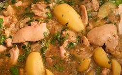 طرز تهیه تاس کباب مرغ