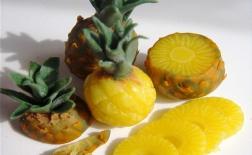 طرز تهیه آناناس خامه ای