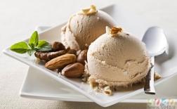 تزئین بستنی