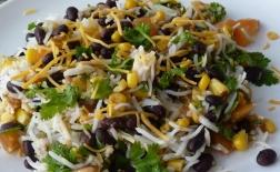 طرز تهیه لوبیا مکزیکی
