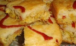 طرز تهیه کیک گوشت و مرغ