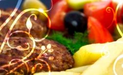 طرز تهیه شامی گوشت و سیب زمینی