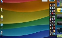 نشان دادن دسکتاپ کامپیوتر با یک کلید میانبر جدید در ویندوز 7