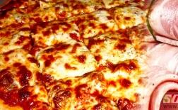 طرز تهیه پیتزا کالباس
