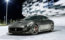 مازراتی گرن توریسمو سال 2014/2014 Maserati Granturismo