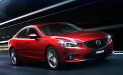 مزدا 6 سال 2013/Mazda 6 SkyActiv-D 2.2 150hp TS+ 2013