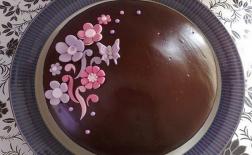 طرز تهیه کیک کره ای با رویه شکلات