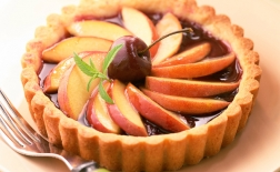 طرز تهیه کیک پای سیب