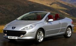پژو 307 سال 2009/2009 Peugeot 307 T6 CC Dynamic