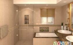 10 اشتباه رایج در طراحی حمام