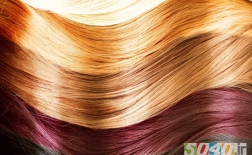 چگونه موهایمان را در منزل رنگ کنیم