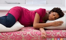 حالتهای خوابیدن در دوران بارداری