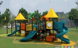 حفظ امنیت کودکان در زمین بازی