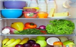 مواد غذایی را چگونه در یخچال نگهداری کنیم