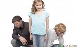 بزرگترین اشتباهات والدینی که از هم جداشدهاند
