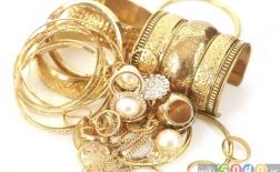 روش تمیز کردن طلا