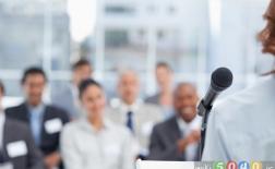 راههای مختلف انجام یک سخنرانی عمومی