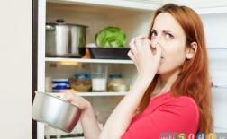 7 روش برای مبارزه با بوی بد یخچال