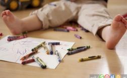 فعالیتهای هنری برای کودکان دو ساله