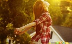 تأثیر آفتاب بر شاد کردن افراد