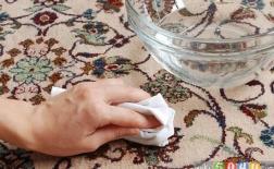 توصیههایی ضروری برای تمیز کردن فرش