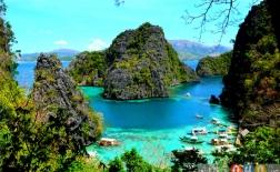 10 جاذبه ی برتر گردشگری در فیلیپین
