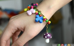 ساخت دستبند با مهرههایی افسونکننده