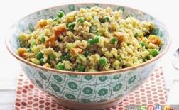 طرز تهیه گلکلم به شکل برنج