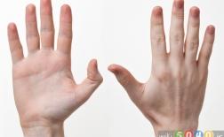 با مقایسه ی انگشتانتان خود را بهتر بشناسید