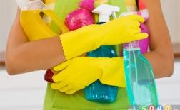 راهنمای نظافت خانه