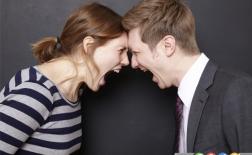 5 حرفی که هرگز  نباید در دعوا بزنید