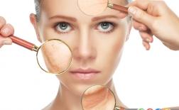 عوامل موثر در چین و چروک های پوستی
