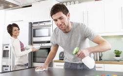 آشپزخانه خود را تمیز نگه دارید