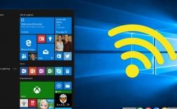 چگونه در ویندوز 10 کامپیوتر خود را تبدیل به وای فای هات اسپات کنیم