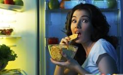 4 فایده ی شگفت انگیز غذا خوردن در شب
