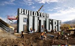 چگونه آینده ی خود را بسازید