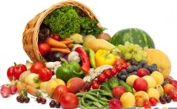 میوه ها و سبزیجاتی که باید با پوست خورد