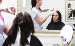جلوگیری از لک شدن پوست در زمان رنگ کردن موها