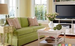 چه رنگی برای اتاق نشیمن شما مناسب است؟