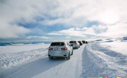 نکاتی برای رانندگی در یخبندان و تگرگ