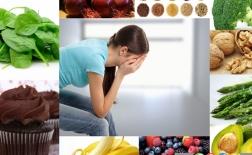 غذاهای مناسب برای مبارزه با افسردگی