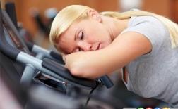جلوگیری از خستگی در زمان ورزش