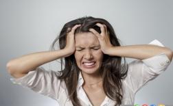 7 تاثیر عجیب استرس بر بدن